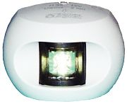Aqua Signal 335037 Series 33 LED Stern Light - White Housing