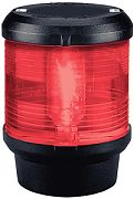 Aqua Signal 400047 Series 40 All-Round Pedestal Mount Light - Red Lens