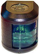 Aqua Signal 412007 Series 41 Starboard Bulkhead Side Light - Green