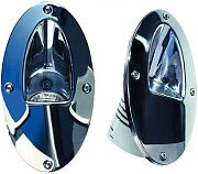 Aqua Signal 851047 Stainless Steel Compact Docking Light - Pair