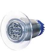 Aqualuma 12 Series Gen 4 LED Underwater Light - Blue