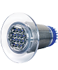 Aqualuma 18 Tri Series Gen 4 LED Underwater Light - Blue/White