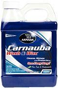Armada 40922 Carnauba Wash & Wax 32oz