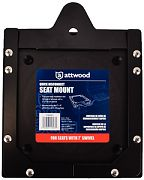 Attwood 11603D1 Quick Disconnect Seat Mount 7""