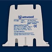 Attwood 48017 S3 Series Digital Automatic Bilge Switch