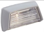 Attwood 63143 12V Gray Courtesy Light