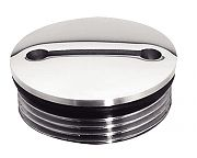 Attwood 660743 Replacement Cap & Chain