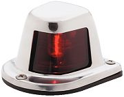 Attwood 66319R7 Port Stainless Steel Side Light - Red