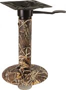 "Attwood Swivl-Eze 23813C-7 2 3/8"" Camo Pedestal Kit 9"""