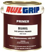 Awlgrip D8001Q 545 Epoxy White Primer Base Quart