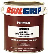 Awlgrip D8003G Awlquik Epoxy Primer Pale Yellow Base Gallon