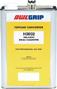 Awlgrip H3002.5G Awlcat #3 Brushing Topcoat Converter Half Gallon