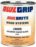 Awlgrip J3005G Awlbrite Clear Urethane Wood Finish Gallon