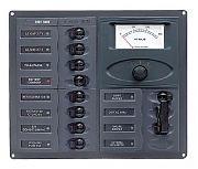 BEP Marine 900-AC2H-AM-110 10 Way Ac Circuit Breaker Panel