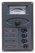 BEP Marine 900-AM 4 Way DC Circuit Breaker Panel