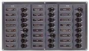 BEP Marine 905NM 24 Way DC Circuit Breaker Panel