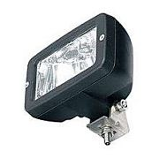 BEP Marine ML005BWDSP Black Halogen Exterior Deck Lamp