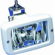 BEP Marine ML005WWDSP White Halogen Exterior Deck Lamp