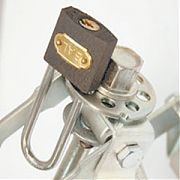 Bal Products 28015 Pad Lock for X Chock