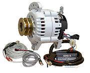 Balmar 60-120-DV Charging Kit - Alternator, ARS-5 Regulator, Temperature Sensors, Mounting Hardware