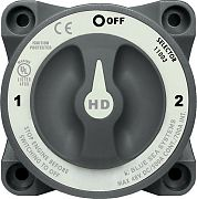 Blue Sea 11003 Heavy Duty Battery Switch 3 Position With AFD