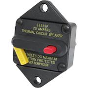 Blue Sea 7087 100A 285 Series Thermal Circuit Breaker - Panel Mount