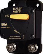 Blue Sea 7142 80A 187 Series Thermal Circuit Breaker - Surface Mount