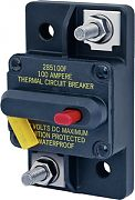 Blue Sea 7186 80A 285 Series Thermal Circuit Breaker - Surface Mount