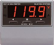 Blue Sea 8247 AC Digital Multimeter with Alarm