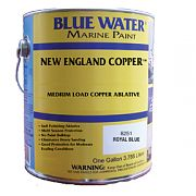 Blue Water New England Copper Ablative Bottom Paint Gallon