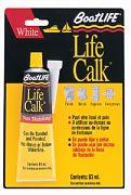 BoatLife 1037 Life Calk Sealant Tube Teak Brown