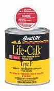 BoatLife 1046 Life Calk Two Part Sealant Compound Quart Black