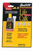 BoatLife 1052 Liquid Life Calk Tube White