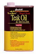 BoatLife 1088 Teak Brite Advanced Formula Teak Oil Quart Natural