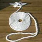 """Boater Sports 3/8"""" x 10´ 3-Strand Twisted Dock Line"""