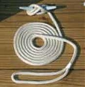 """Boater Sports 3/8"""" x 20´ Double Braided Dock Line"""