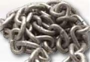"""Boater Sports 50604 1/4"""" x 4´ Galvanized Anchor Chain"""