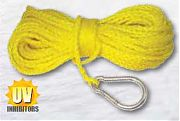 """Boater Sports 52995 1/4"""" x 50´ Hollow Braid Anchor Line"""