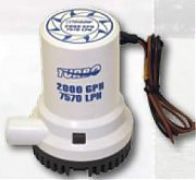 Boater Sports 57430 1500 GPH High Capacity Bilge Pump