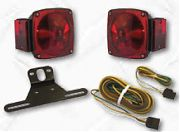 """Boater Sports 59300 Complete Under 80"""" Tail Light Kit"""