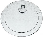 "Bomar G840W 8-1/2"" Cut Out Deck Plate"