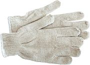 Boss Gloves 300W Large White String Knit Gloves