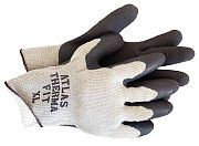 Boss Gloves 7014 Large Ruff Grip Coated Nitrile Gloves