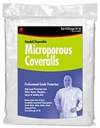 Buffalo 68257 Microporous Hooded Coverall - 3XL