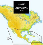 C-Map NA-M027 MAX Central America and Caribbean
