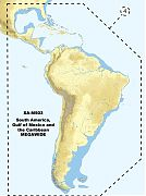 C-Map SA-M504 MAX South America Gulf Caribbean