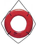"""Cal June HS30O 30"""" Orange Hard Shell Ring"""