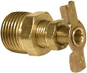 """Camco 11703 Water Heater Drain Valve 1/2"""""""