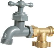 Camco 22463 90 Degree Water Faucet Skp