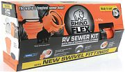 Camco 39761 Rhino Flex RV Sewer Hose Kit